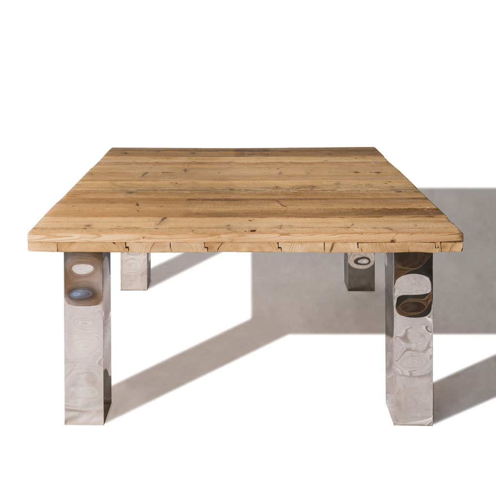 Tavolo in legno su misura Corazzolla